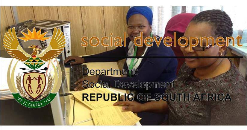 2018 Dept of Social Development Internship