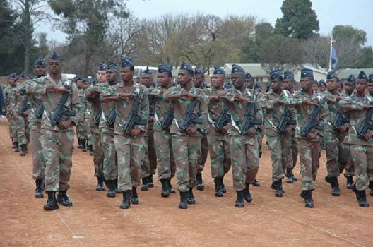 2019 SA Army Military Skills Development Opportunity