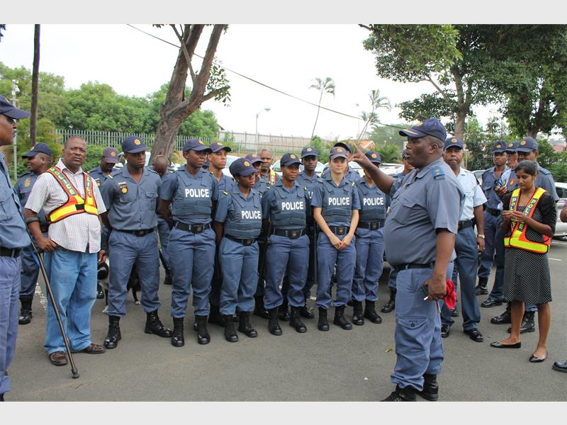 Saps Job Opportunities (86 posts) vacancies
