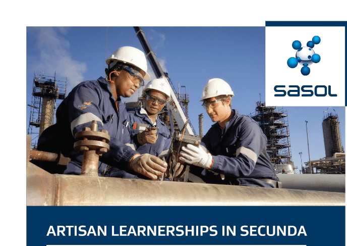 sasol artisan learnership secunda