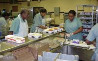 DEPARTMENT OF HEALTH FOOD SERVICES AID