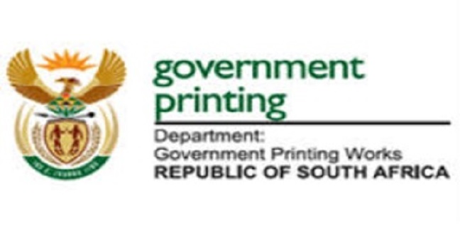 Government Printing Works Apprenticeship Programme 2019 1