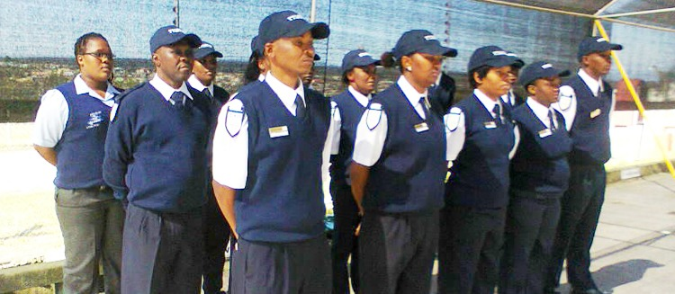 security guard jobs in bloemfontein