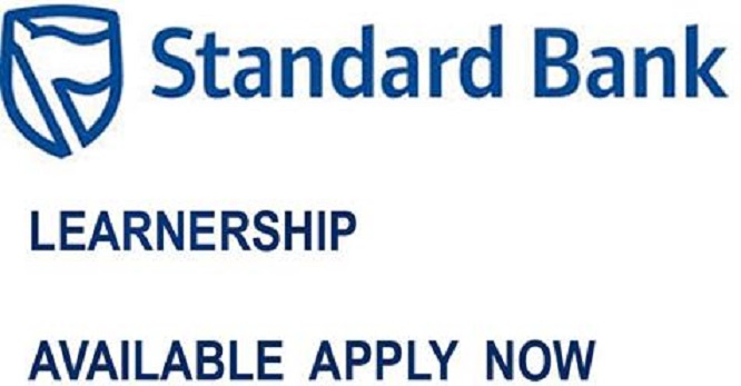 2019 2020 Standard Bank Learnership Opportunity