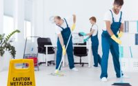 how to hire office cleaners