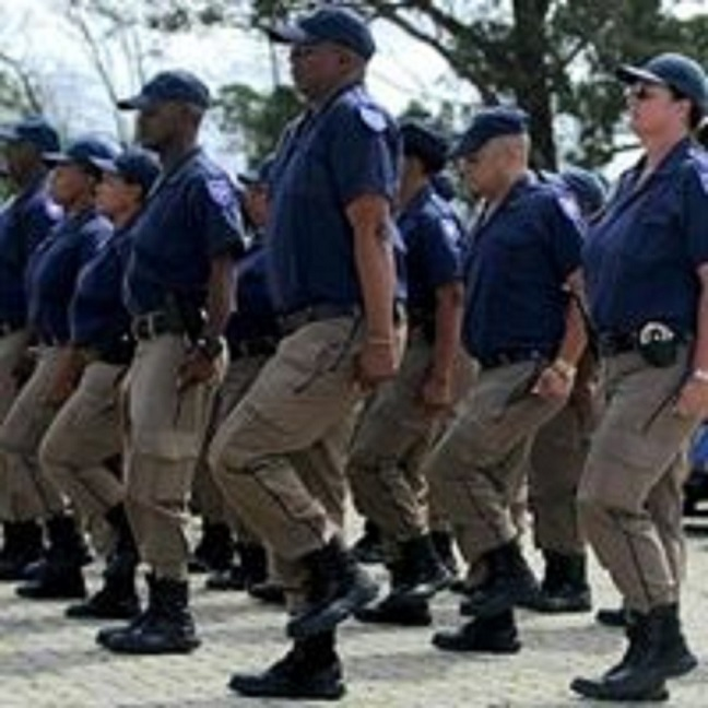 2019 2020 City of Cape Town Metro Police and Traffic Officer Learnership