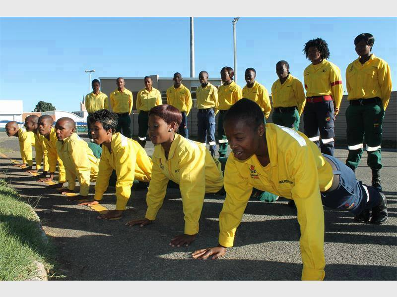 2020 Overberg District Municipality Fire Fighter Learnership Programme