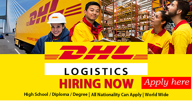 Multiple Job Vacancies At DHL